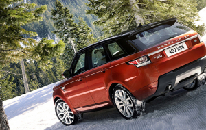 Land Rover Range Rover 2020 Red Images