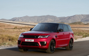 Land Rover Range Rover 2020 Red In HQ