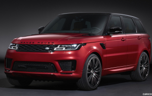 Land Rover Range Rover 2020 Red Widescreen