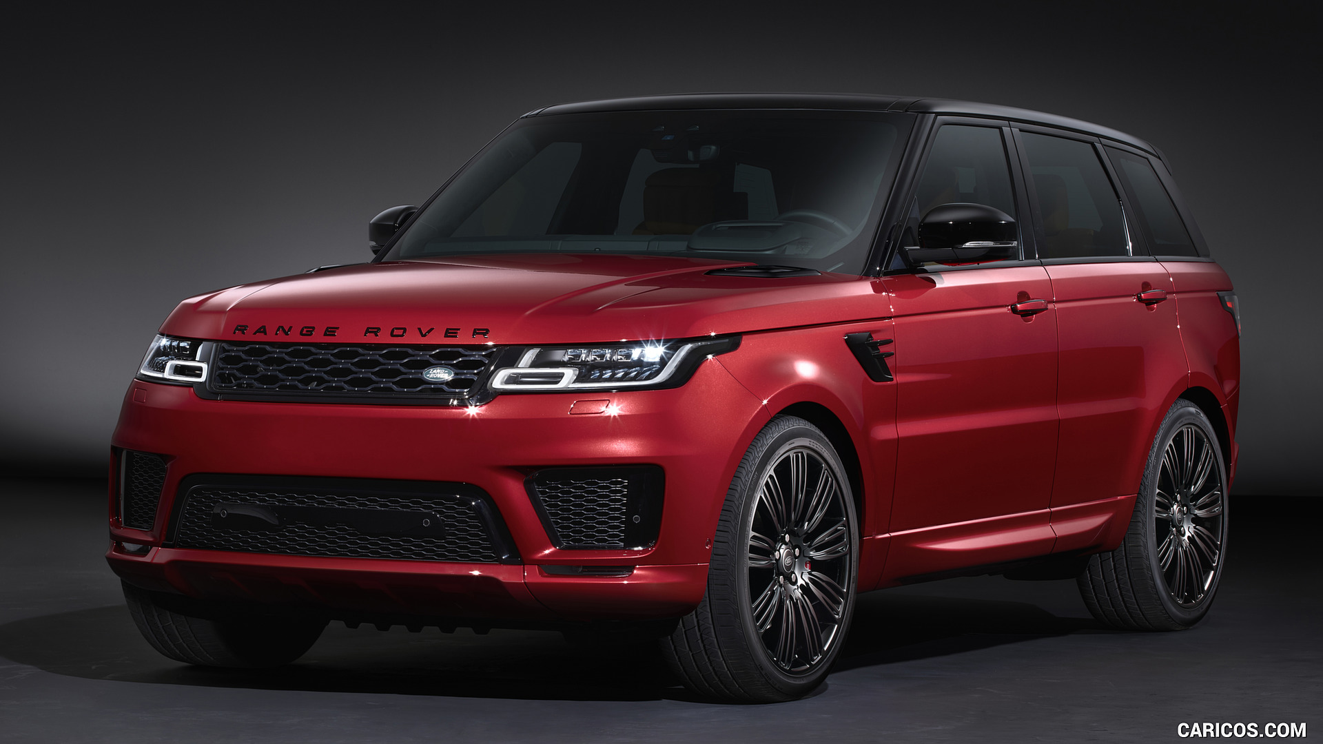 Land Rover Range Rover 2020 red