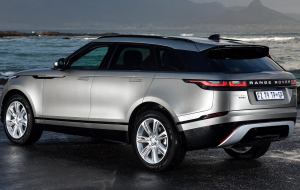 Land Rover Range Rover 2020 Silver Images