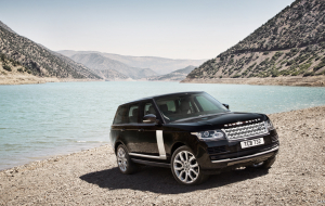 Land Rover Range Rover 2020 Silver Wallpapers HD