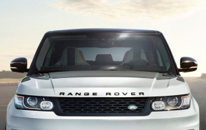 Land Rover Range Rover 2020 Silver Wallpapers HQ