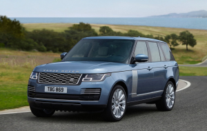 Land Rover Range Rover 2020 Silver Wallpapers Pack