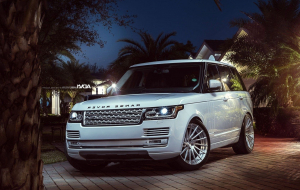 Land Rover Range Rover 2020 White Computer Wallpaper
