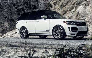 Land Rover Range Rover 2020 White In HQ
