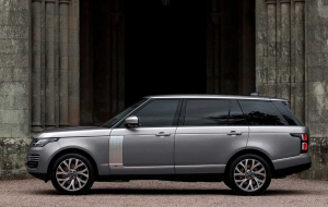 Land Rover Range Rover 2020 White Pictures