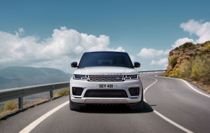 Land Rover Range Rover 2020 White Wallpapers HD