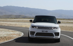Land Rover Range Rover 2020 White Wallpapers Pack