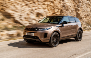 Land Rover Range Rover Evoque 2020 Black Wallpapers For Android