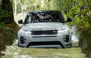 Land Rover Range Rover Evoque 2020 Black Wallpapers Pack