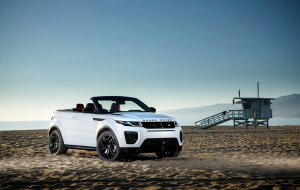Land Rover Range Rover Evoque 2020 Black Widescreen