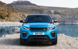 Land Rover Range Rover Evoque 2020 Blue Full HD Wallpapers