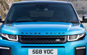 Land Rover Range Rover Evoque 2020 Blue Images