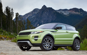 Land Rover Range Rover Evoque 2020 Blue Wallpapers HD