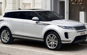 Land Rover Range Rover Evoque 2020 Blue Wallpapers HQ