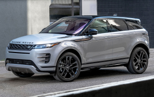 Land Rover Range Rover Evoque 2020 Gray Full HD Wallpapers