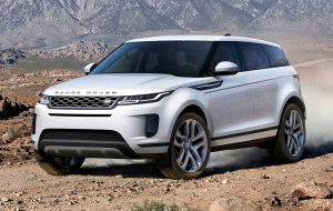 Land Rover Range Rover Evoque 2020 Gray Wallpapers Pack