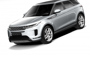 Land Rover Range Rover Evoque 2020 Gray Widescreen