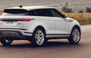 Land Rover Range Rover Evoque 2020 Interior Computer Wallpaper