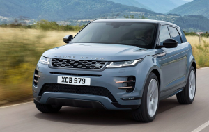 Land Rover Range Rover Evoque 2020 Interior Full HD Wallpapers