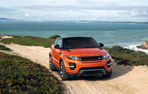 Land Rover Range Rover Evoque 2020 Interior Gallery