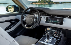 Land Rover Range Rover Evoque 2020 Interior Pinterest