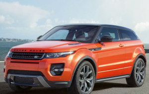 Land Rover Range Rover Evoque 2020 Interior Widescreen
