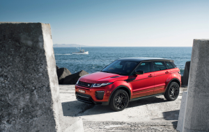 Land Rover Range Rover Evoque 2020 Red Full HD Wallpapers