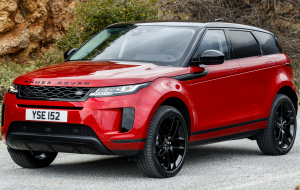 Land Rover Range Rover Evoque 2020 Red Images