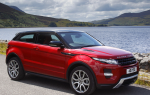 Land Rover Range Rover Evoque 2020 Red Pictures