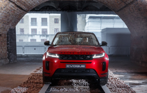 Land Rover Range Rover Evoque 2020 Red Wallpapers HD