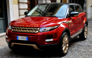 Land Rover Range Rover Evoque 2020 Red Wallpapers HQ