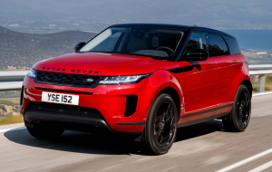 Land Rover Range Rover Evoque 2020 Red Wallpapers For Android