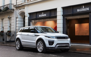 Land Rover Range Rover Evoque 2020 Silver Wallpapers HQ
