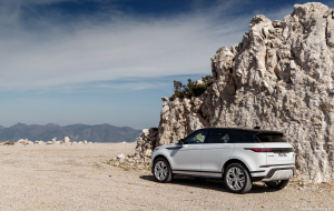 Land Rover Range Rover Evoque 2020 White Wallpapers HQ