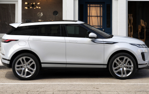 Land Rover Range Rover Evoque 2020 White Wallpapers For Android