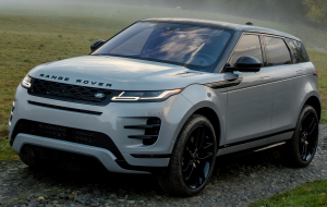 Land Rover Range Rover Sport 2020 Black Gallery