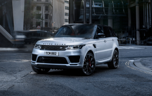 Land Rover Range Rover Sport 2020 Black Wallpapers For IPhone