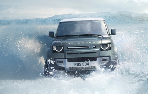 Land Rover Range Rover Sport 2020 Blue High Resolution