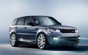 Land Rover Range Rover Sport 2020 Blue In HQ