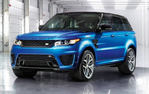 Land Rover Range Rover Sport 2020 Blue Wallpapers HD