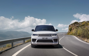 Land Rover Range Rover Sport 2020 Blue Wallpapers Pack