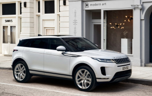 Land Rover Range Rover Sport 2020 Gray Beautiful Wallpaper