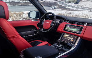 Land Rover Range Rover Sport 2020 Red Widescreen