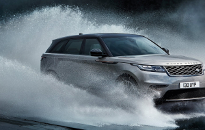 Land Rover Range Rover Sport 2020 Silver Beautiful Wallpaper