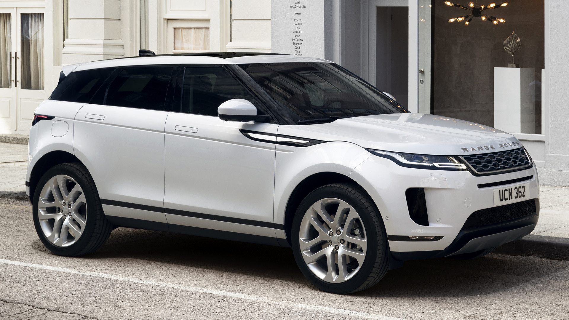 Land Rover Range Rover Sport 2020 white phone, desktop ...