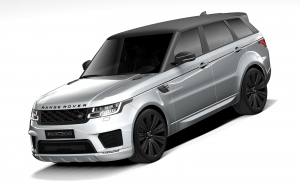 Land Rover Range Rover Sport 2020 White Pictures