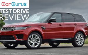 Land Rover Range Rover Sport Hybrid 2020 Beautiful Wallpaper