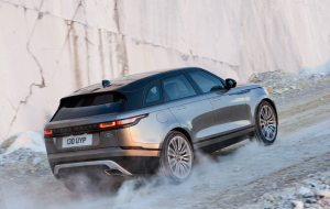 Land Rover Range Rover Velar 2020 Blue Pictures